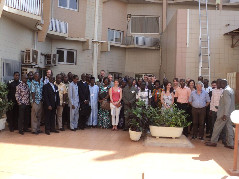 IeDEA West Africa, 5 June 2013