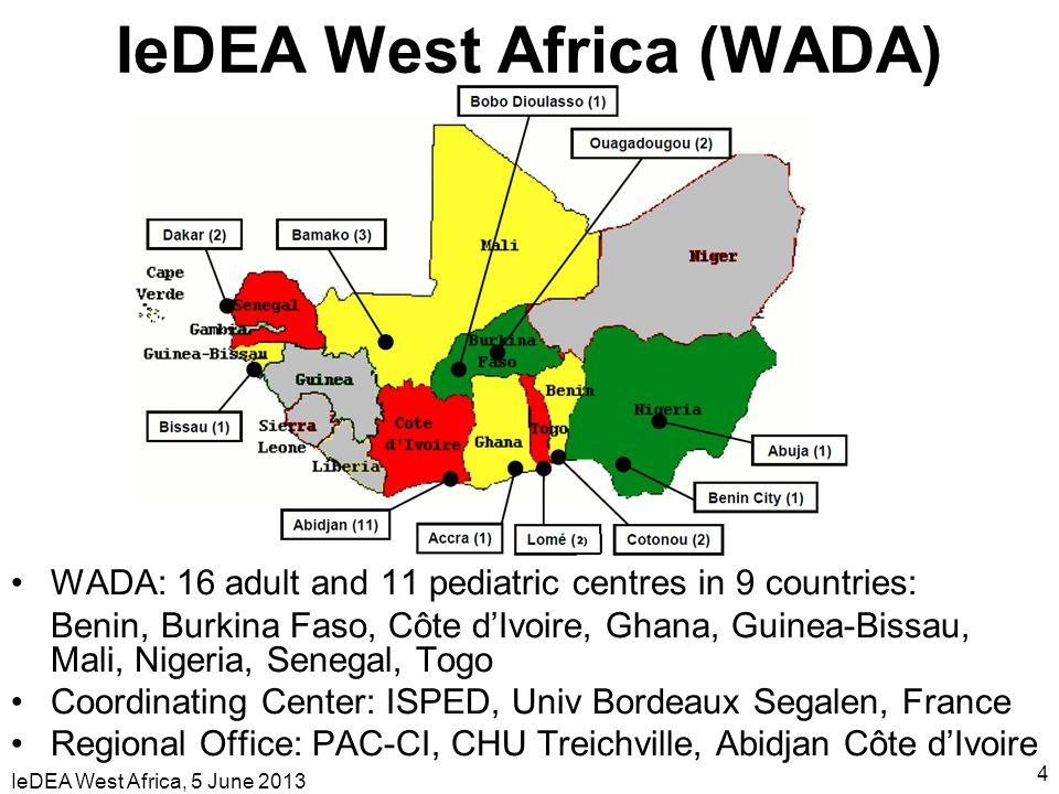 IeDEA West Africa (WADA)