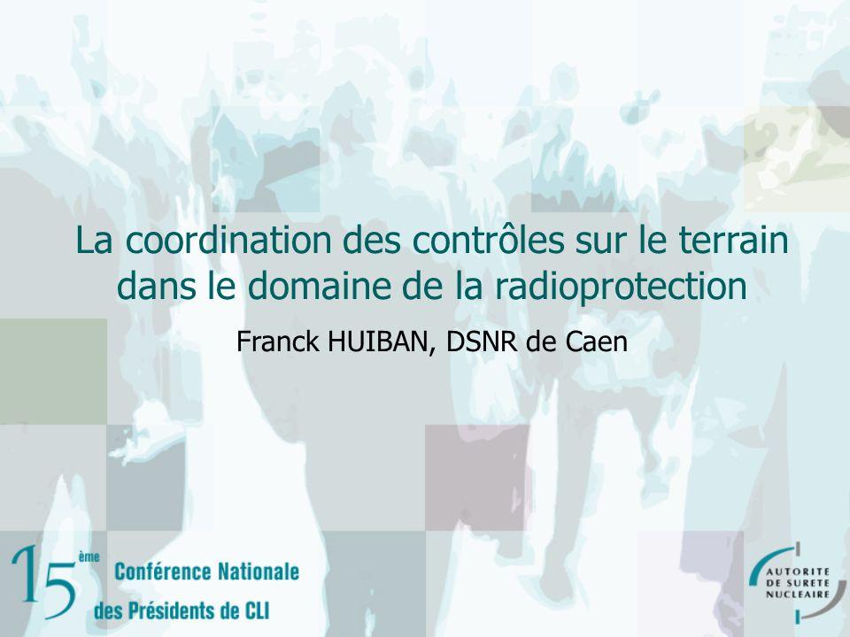 Franck HUIBAN, DSNR de Caen