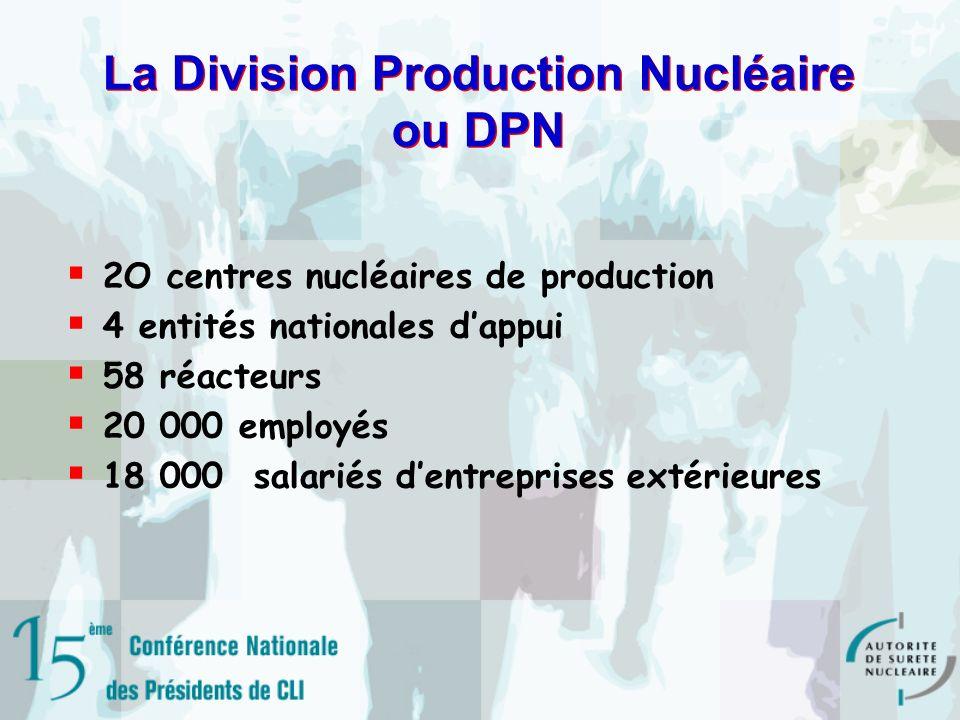 La Division Production Nucléaire ou DPN