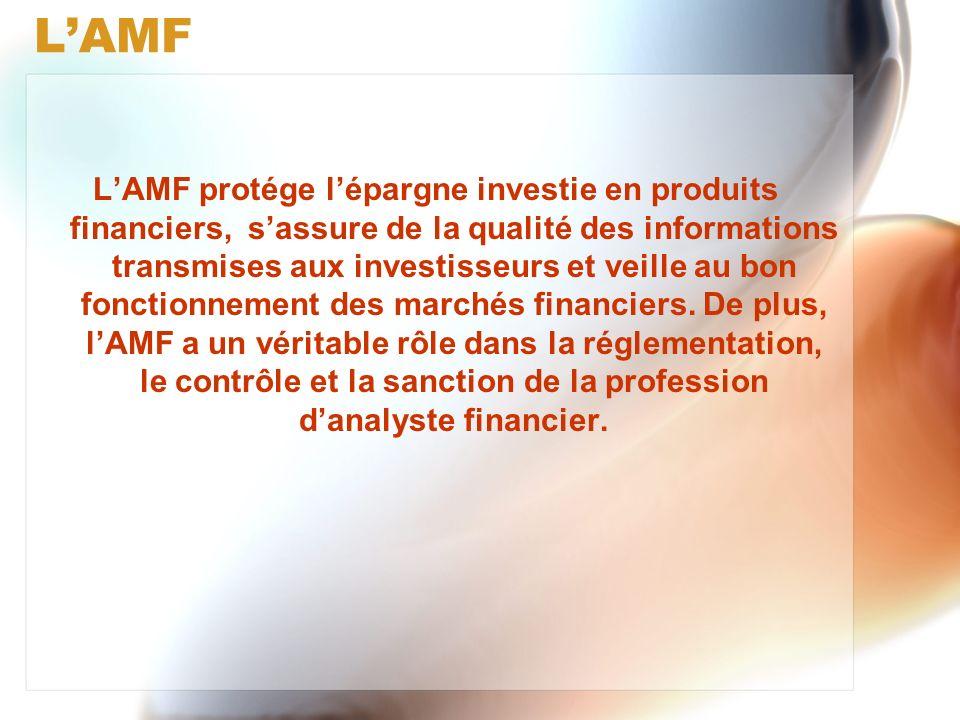 L'AMF