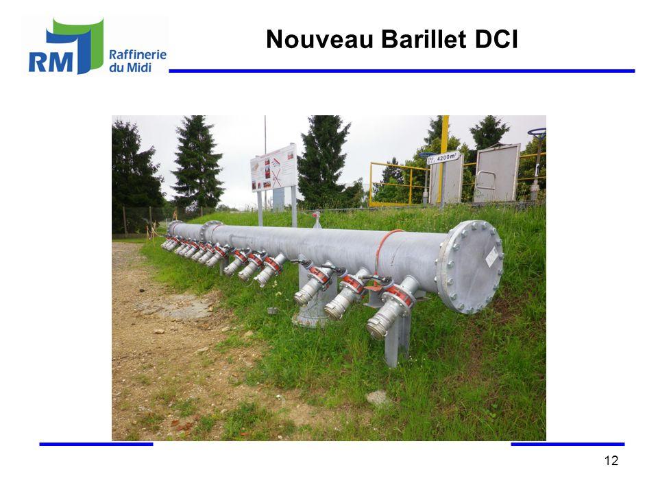 Nouveau Barillet DCI