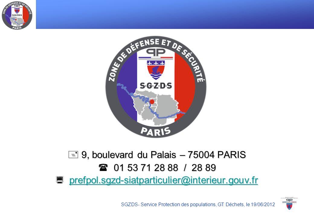 9, boulevard du Palais – 75004 PARIS  01 53 71 28 88 / 28 89