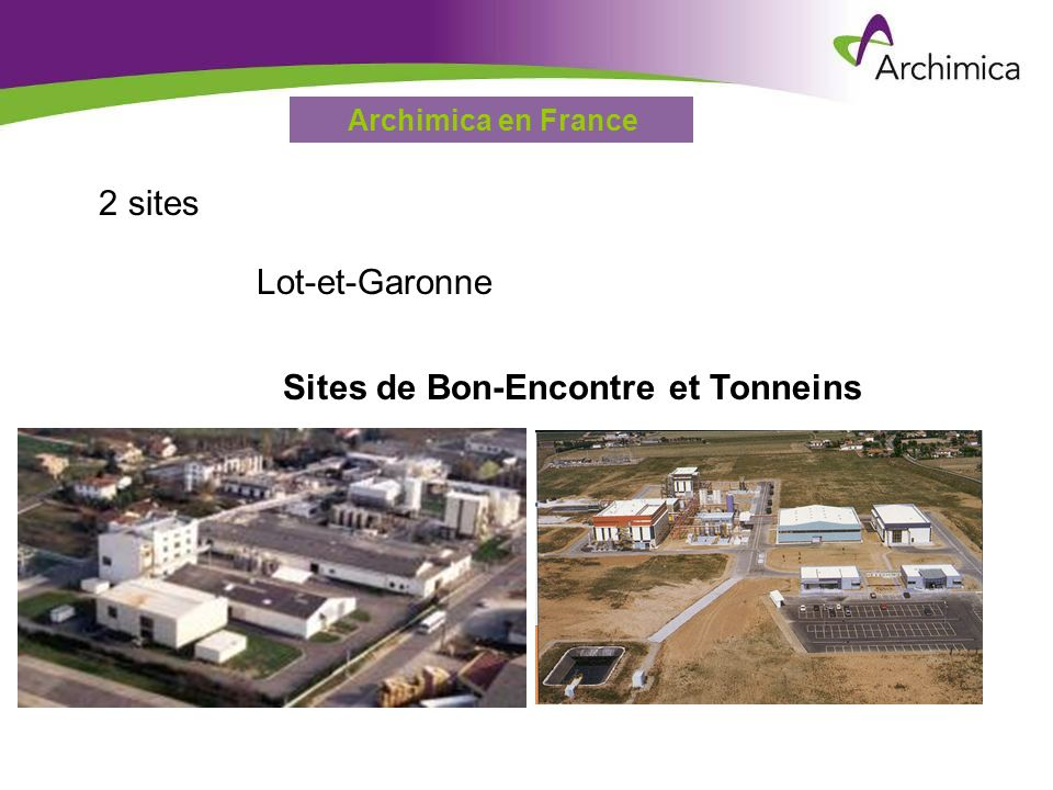 Sites de Bon-Encontre et Tonneins