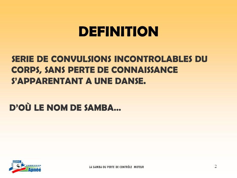 DEFINITION SERIE DE CONVULSIONS INCONTROLABLES DU CORPS, SANS PERTE DE CONNAISSANCE S'APPARENTANT A UNE DANSE.