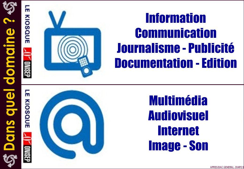Journalisme - Publicité Documentation - Edition