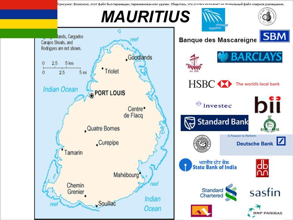 MAURITIUS Banque des Mascareignes