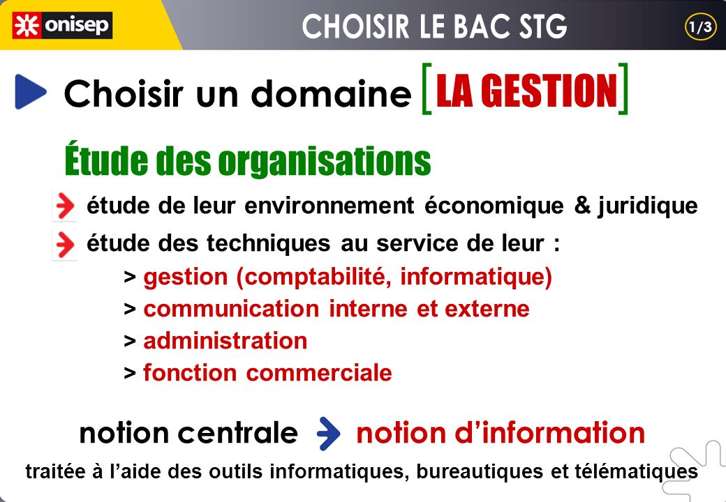 notion centrale notion d'information