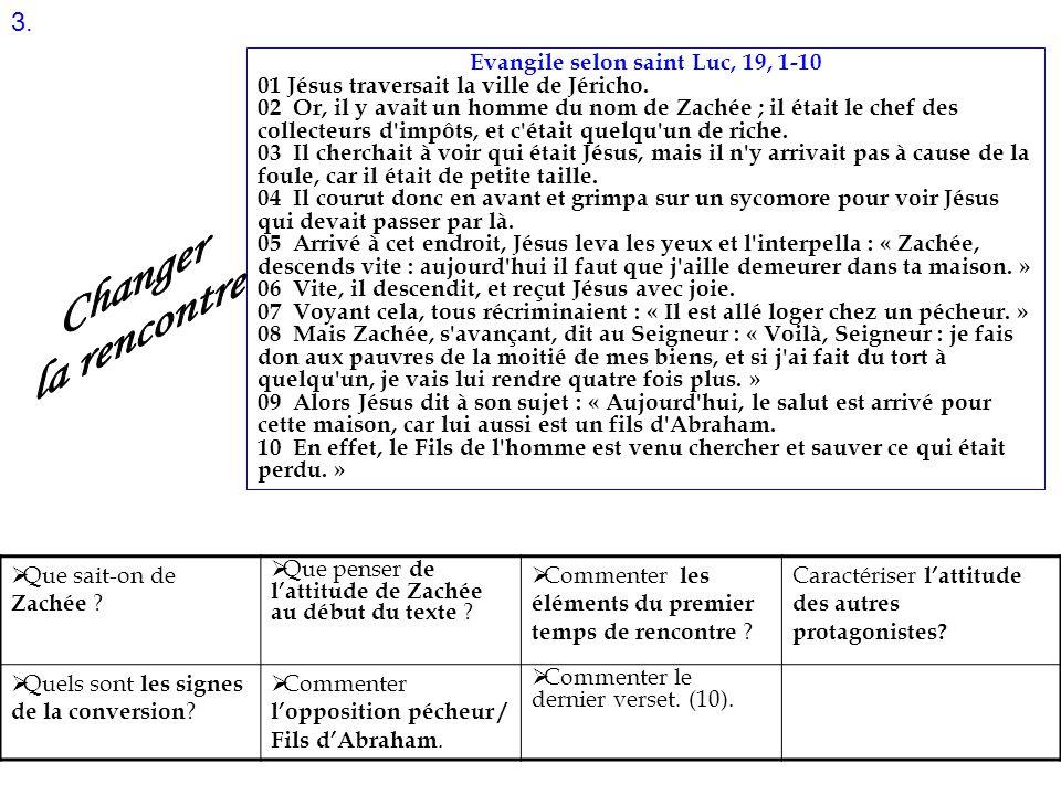 Evangile selon saint Luc, 19, 1-10