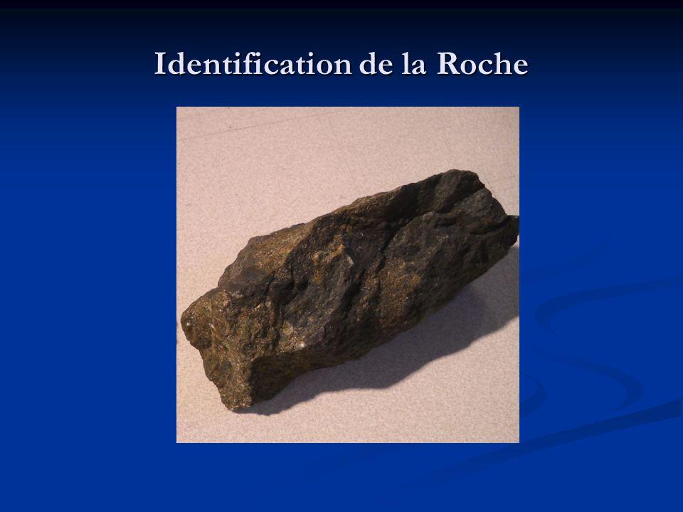 Identification de la Roche