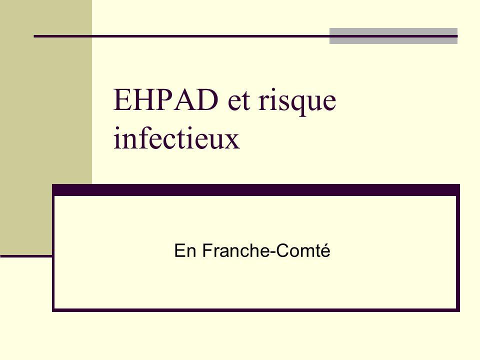 EHPAD et risque infectieux