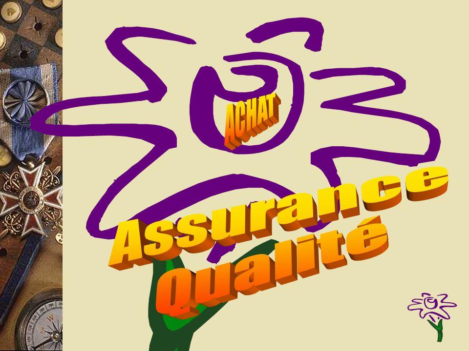 ACHAT Assurance Qualité