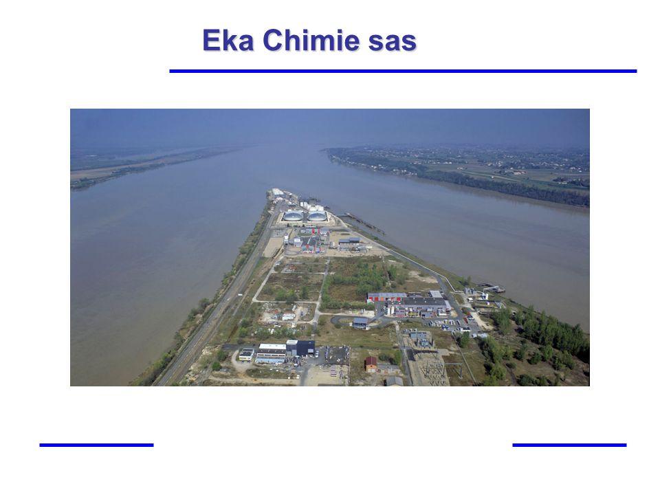 Eka Chimie sas Etablissement de BOUCAU