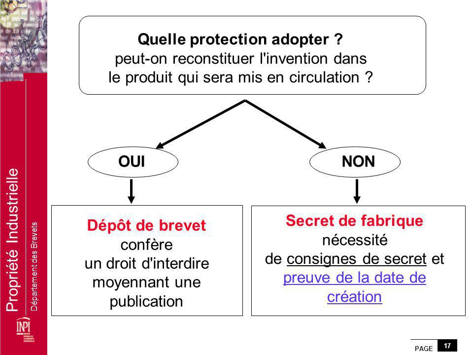 Quelle protection adopter
