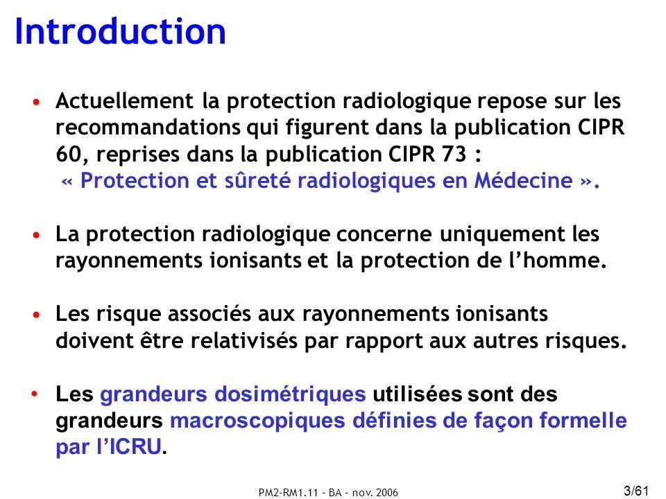 « Protection et sûreté radiologiques en Médecine ».
