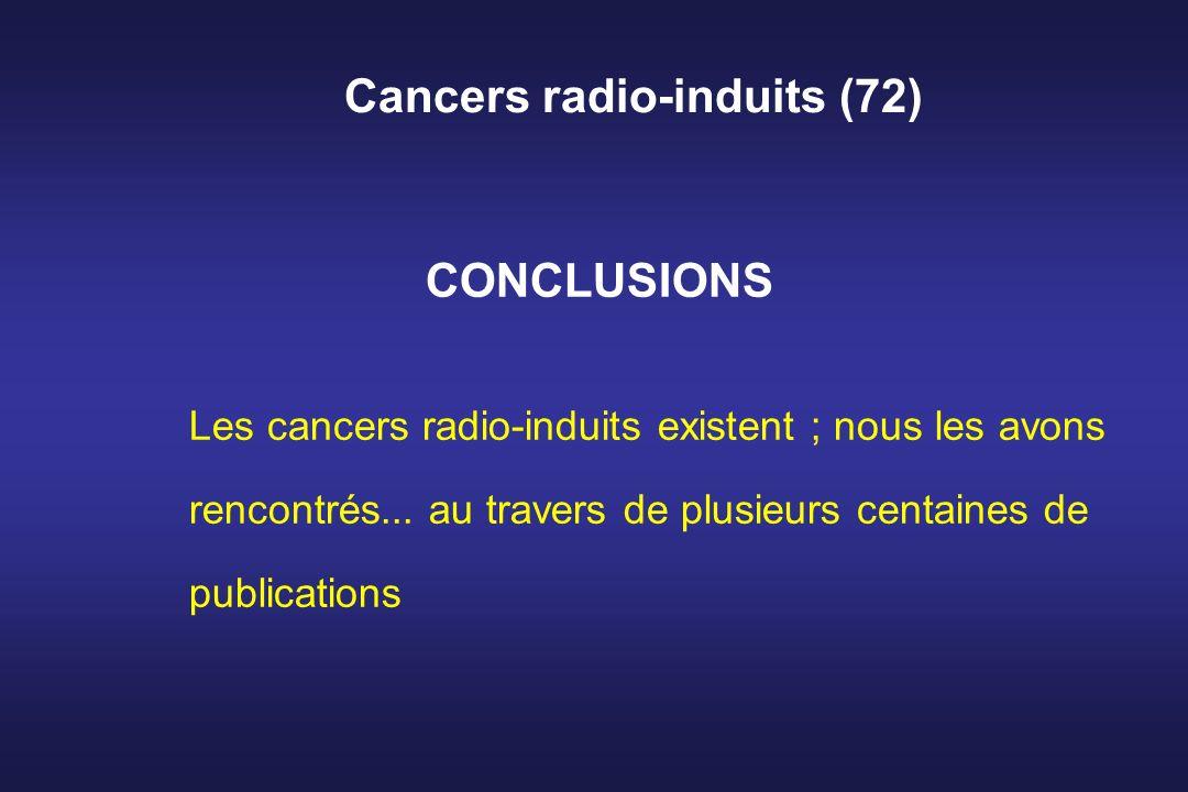 Cancers radio-induits (72)