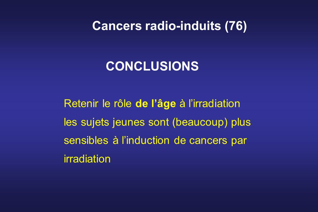 Cancers radio-induits (76)