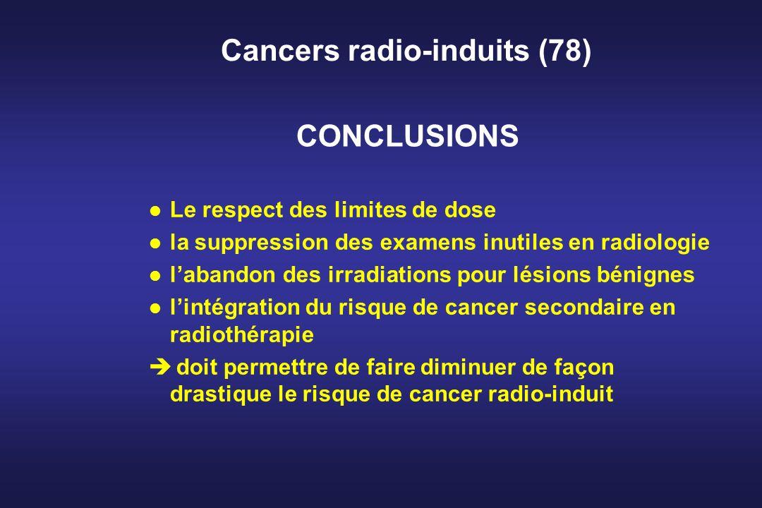 Cancers radio-induits (78)