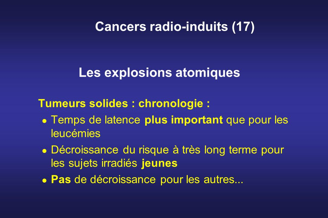 Cancers radio-induits (17)