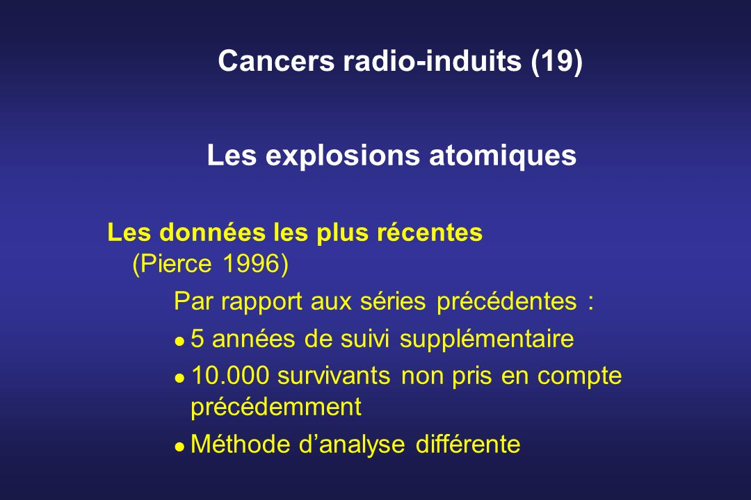 Cancers radio-induits (19)