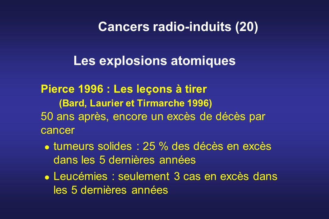 Cancers radio-induits (20)