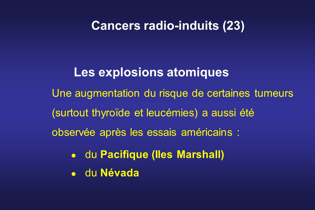Cancers radio-induits (23)