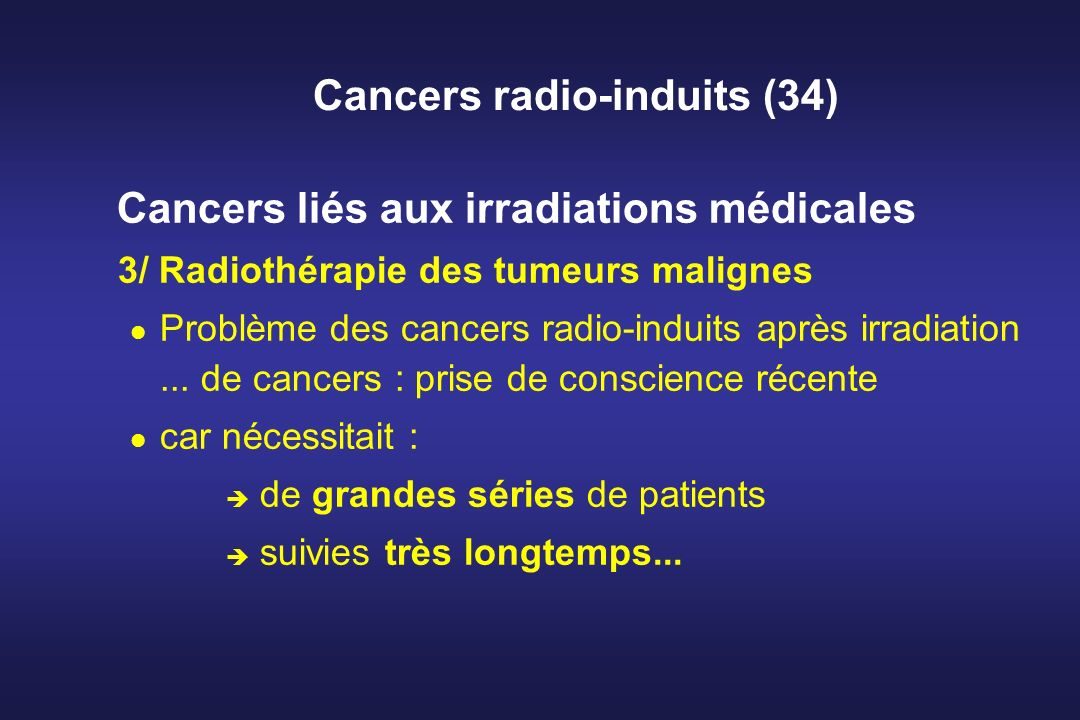 Cancers radio-induits (34)