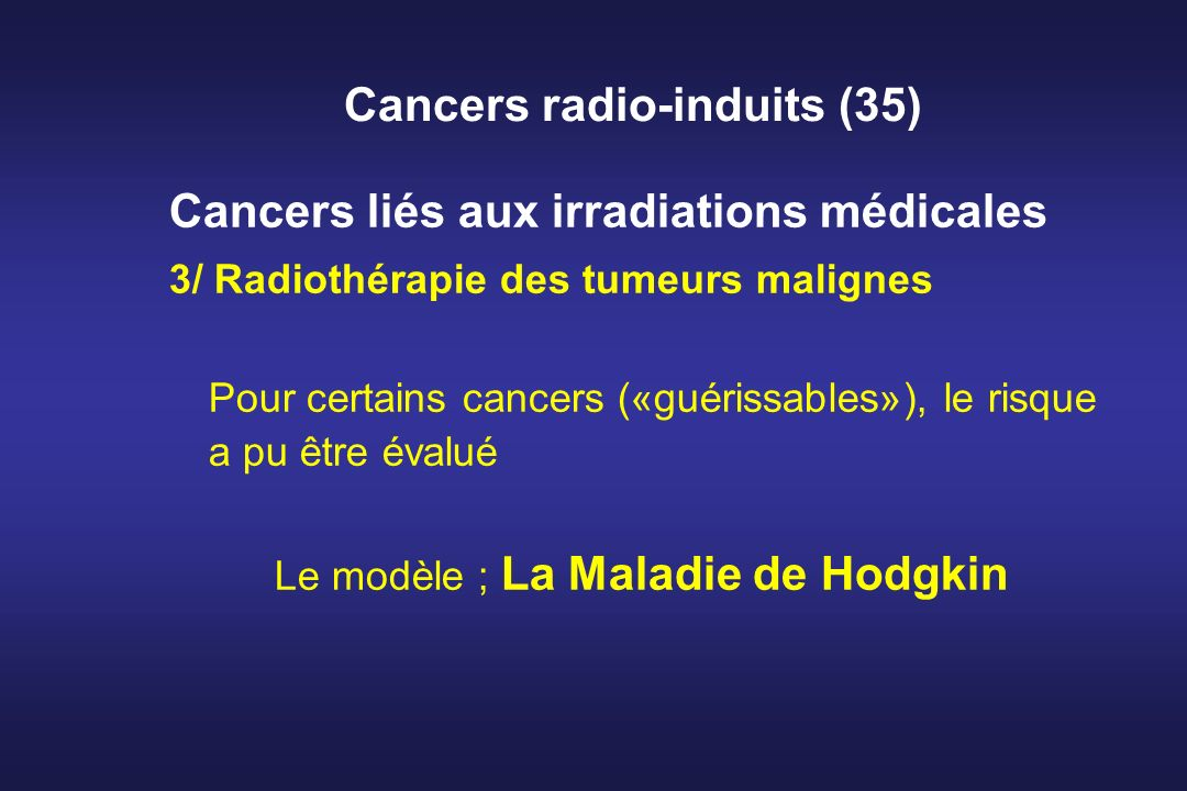 Cancers radio-induits (35)