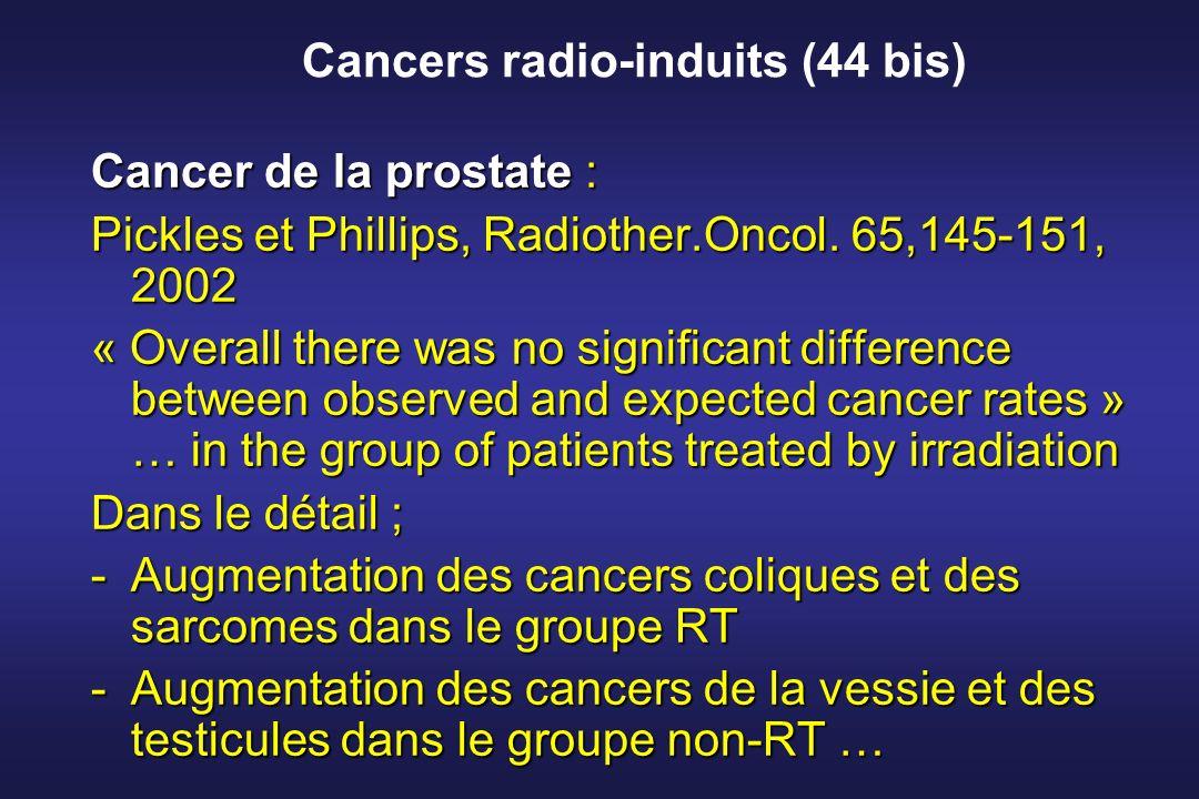 Cancers radio-induits (44 bis)