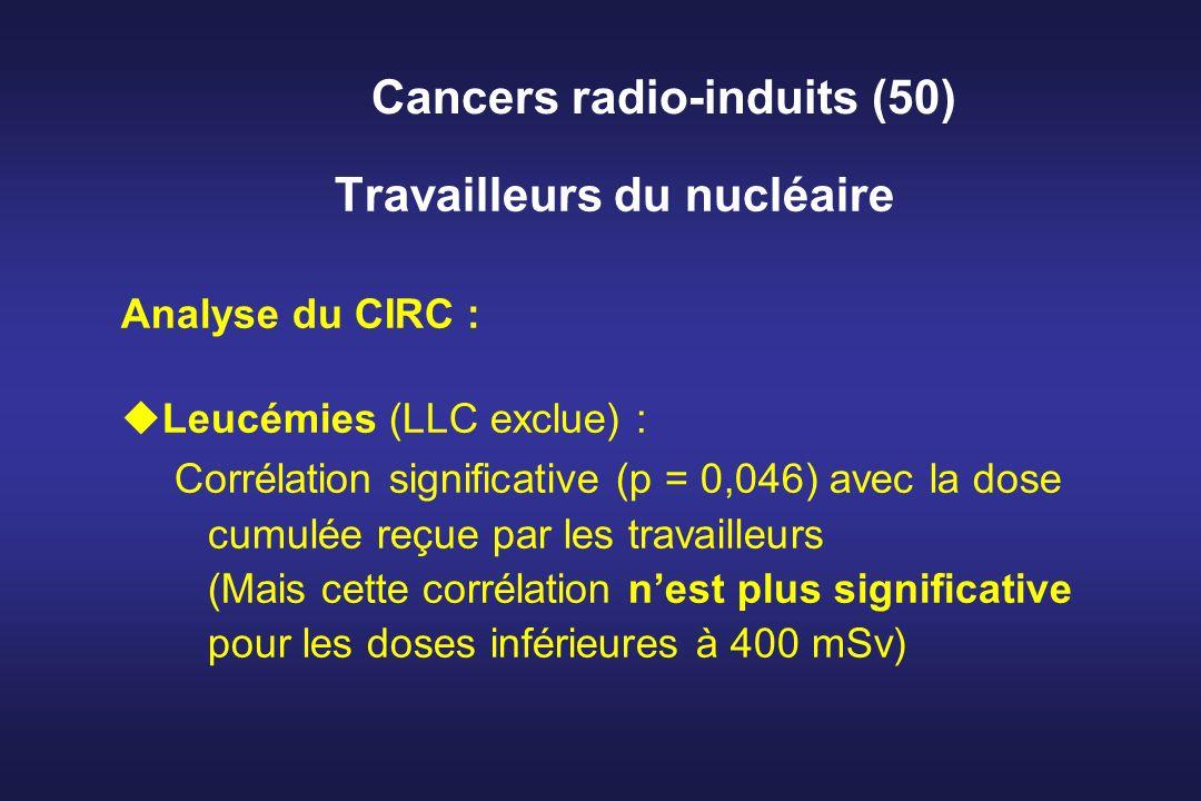 Cancers radio-induits (50)