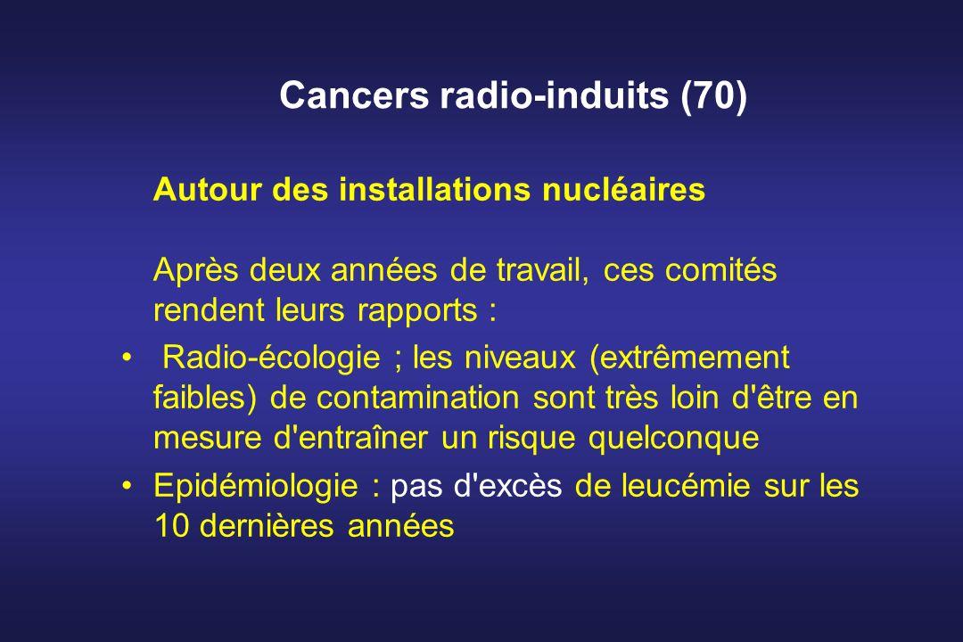 Cancers radio-induits (70)
