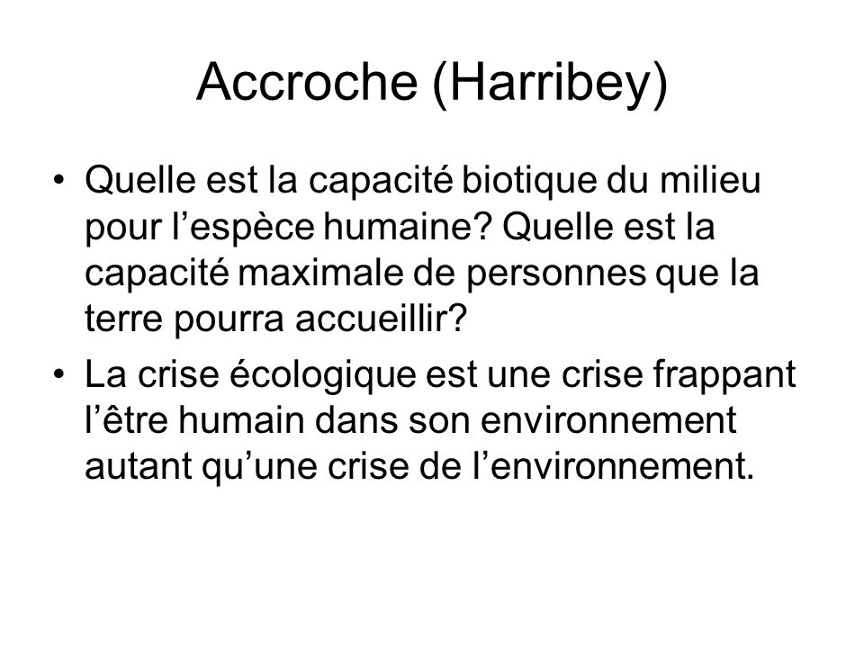 Accroche (Harribey)