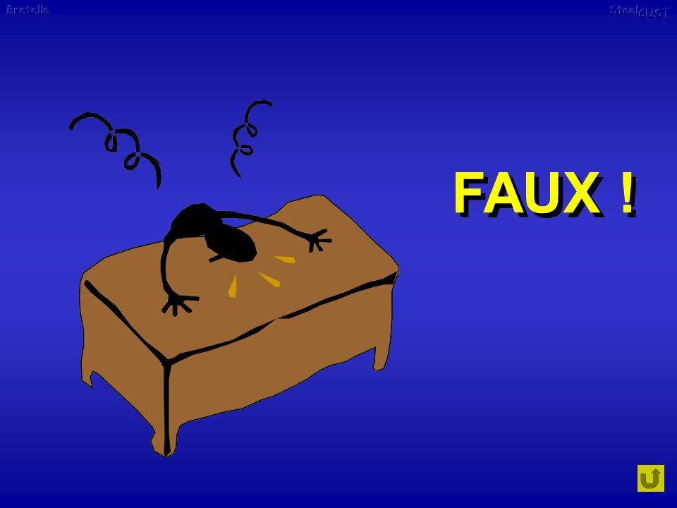 FAUX !