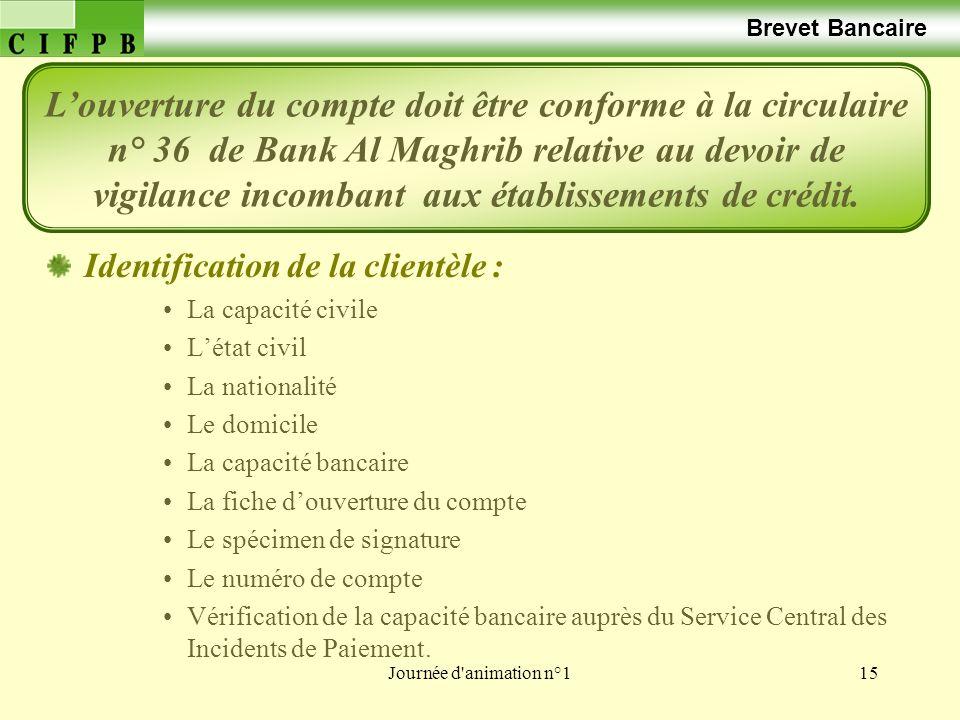 Brevet Bancaire