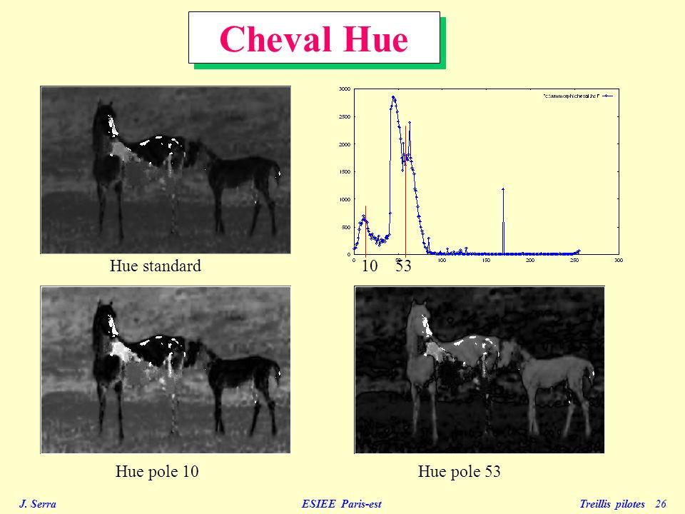 Cheval Hue Hue standard 10 53 Hue pole 10 Hue pole 53