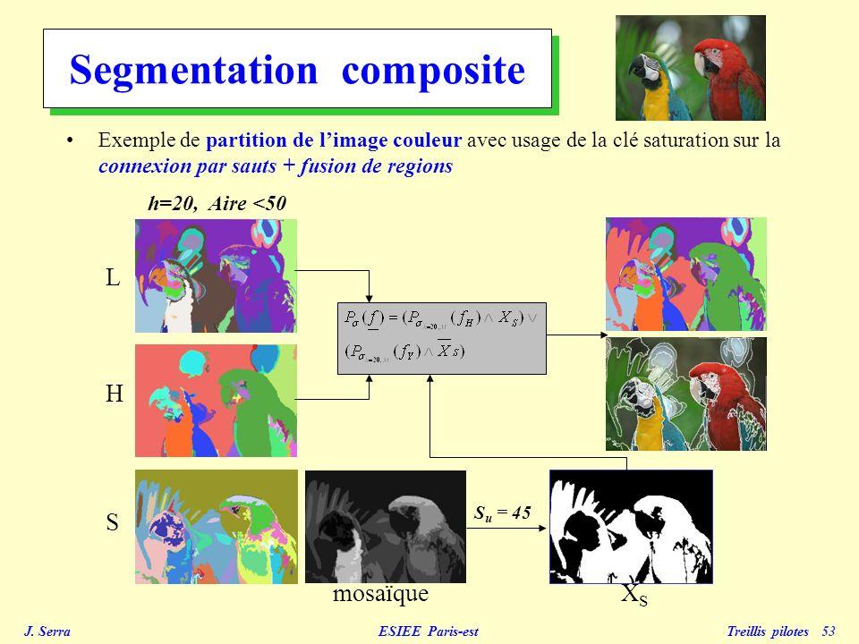 Segmentation composite