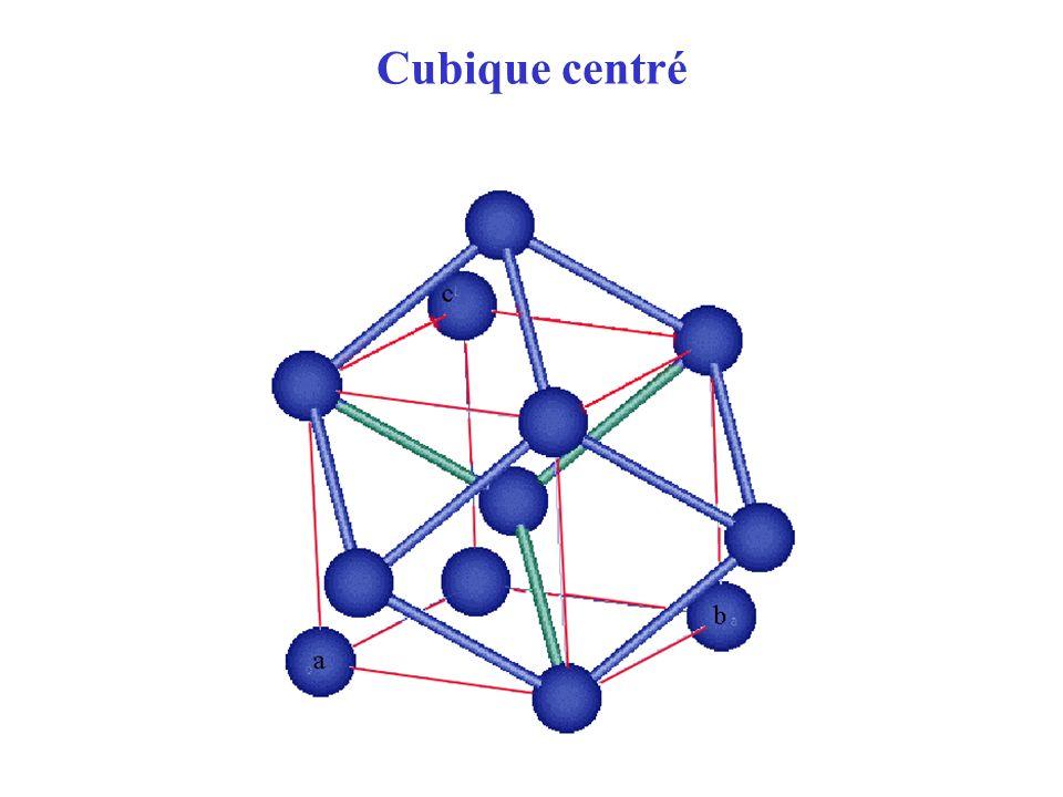Cubique centré