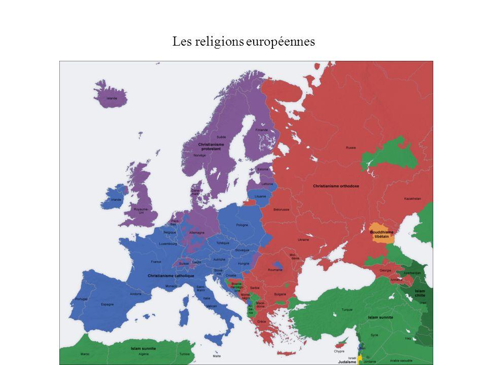 Les religions européennes