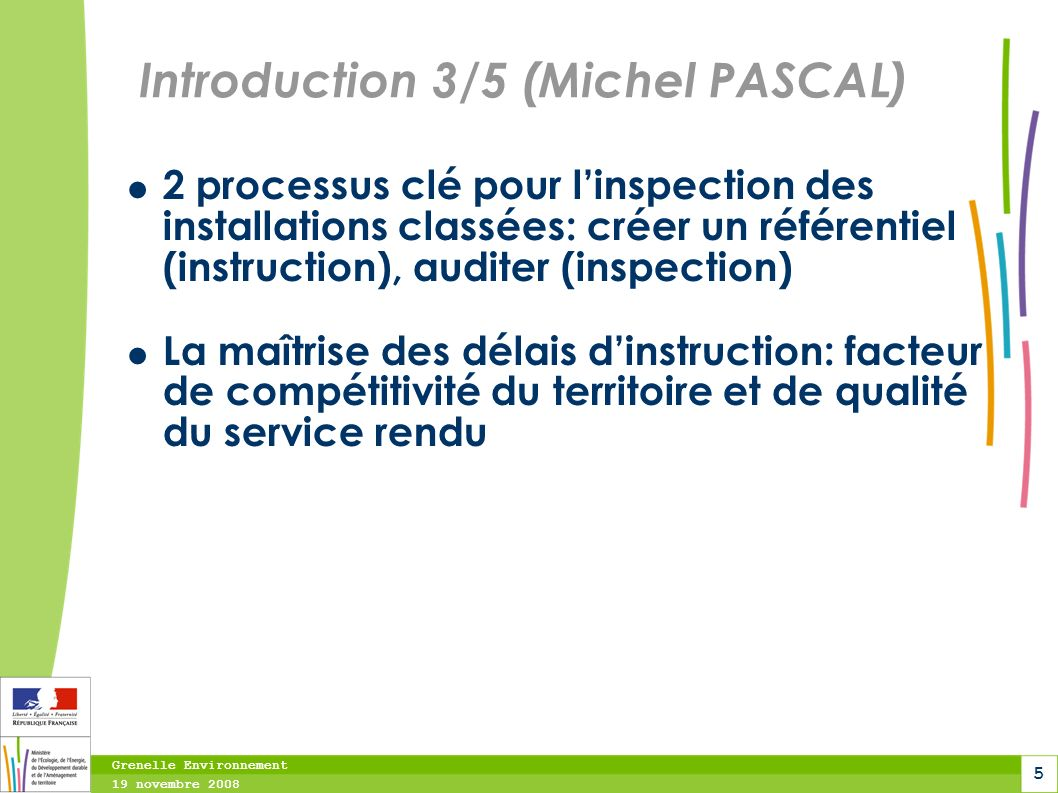 Introduction 3/5 (Michel PASCAL)