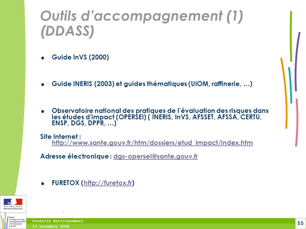 Outils d'accompagnement (1) (DDASS)