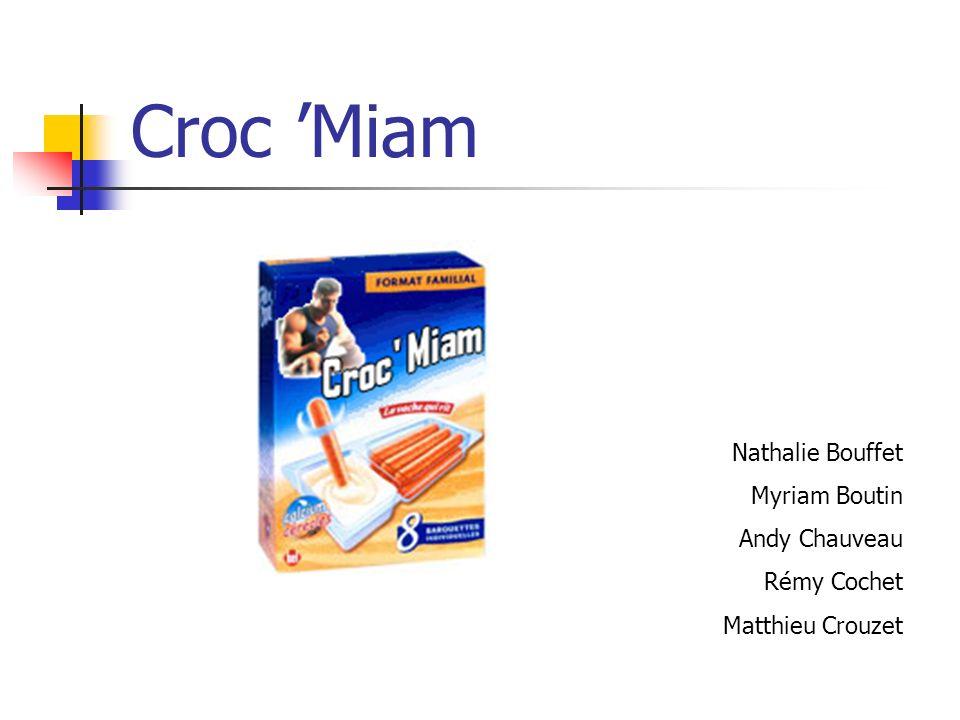 Croc 'Miam Nathalie Bouffet Myriam Boutin Andy Chauveau Rémy Cochet