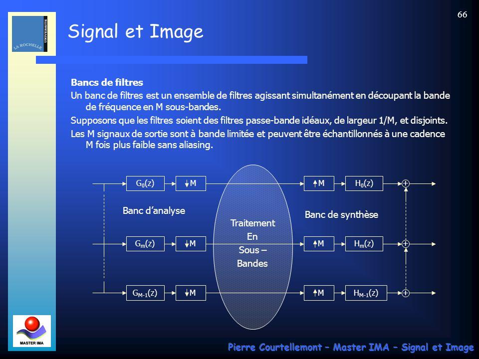 Pierre Courtellemont – Master IMA – Signal et Image