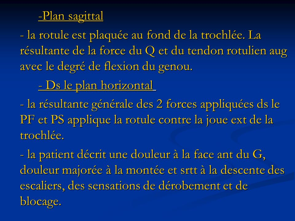 -Plan sagittal