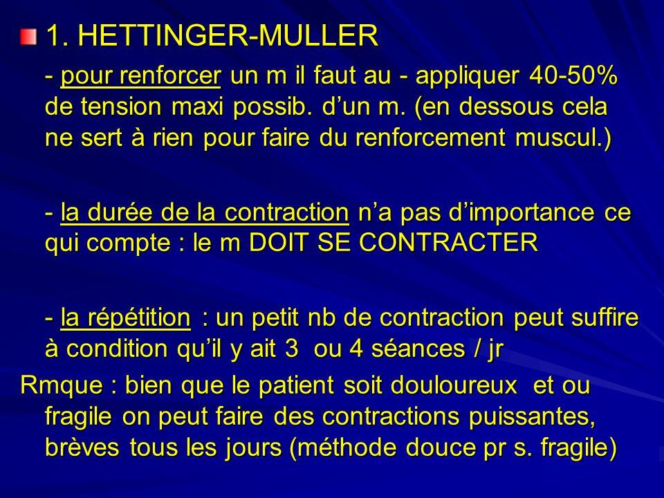 1. HETTINGER-MULLER