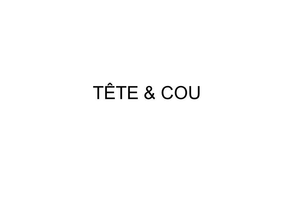 TÊTE & COU
