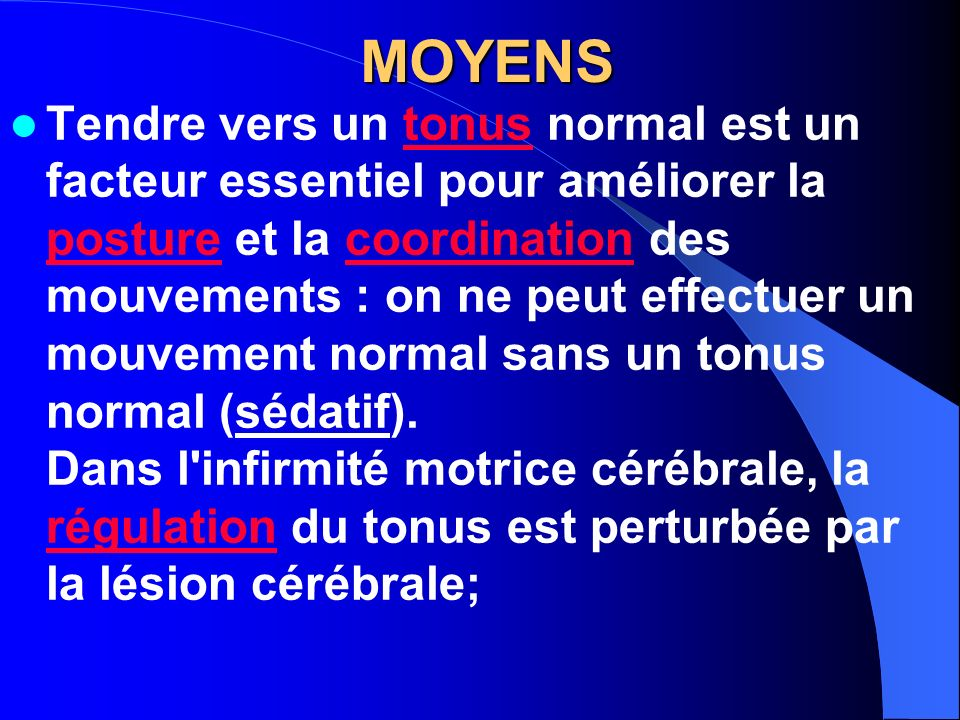 MOYENS