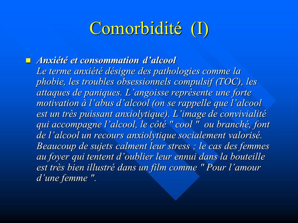 Comorbidité (I)