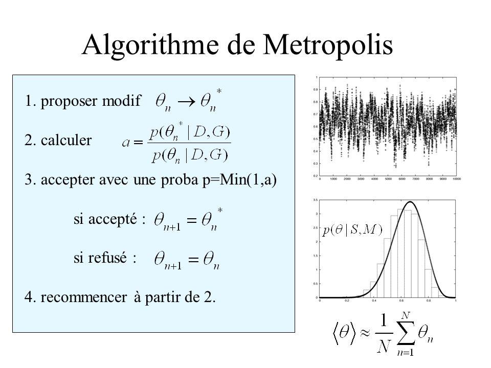 Algorithme de Metropolis