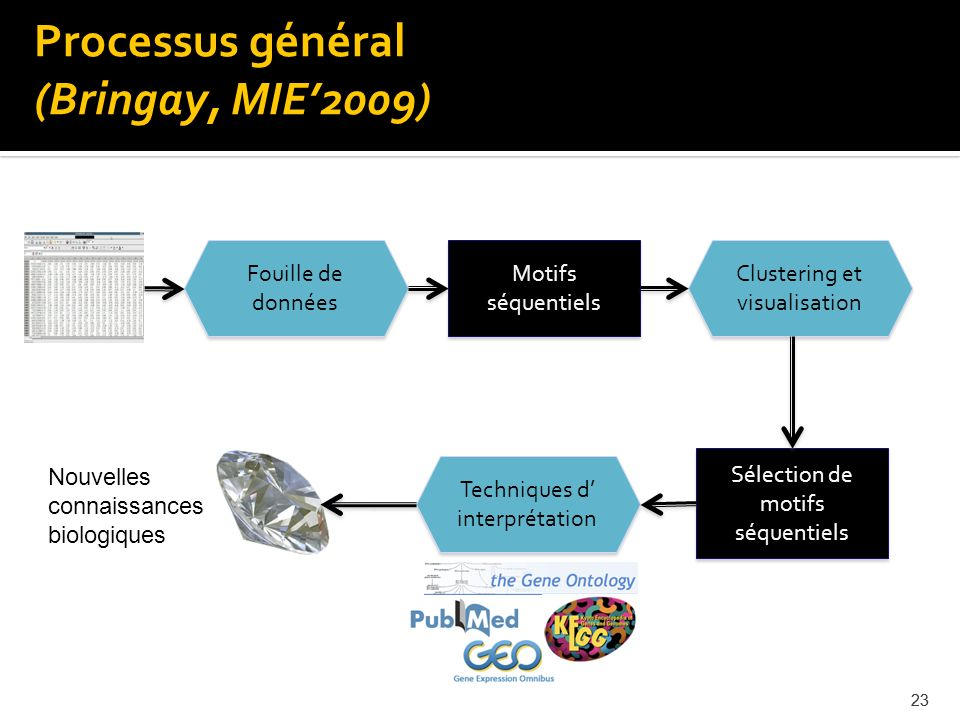 Processus général (Bringay, MIE'2009)