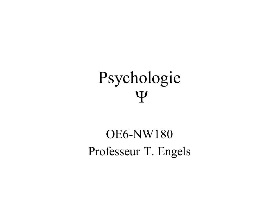 OE6-NW180 Professeur T. Engels
